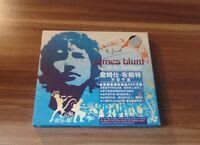 James Blunt, original signed CD-Cover *Back to Bedlam* + CD (ASIA EDITON)