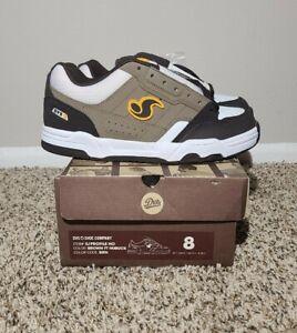 NEW W/ Box DVS Team Series Stratos Shoes RARE Vintage Size 8 Etnies DC Skate