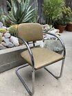 Machine Age  KEM Weber for Howell Chrome Chair