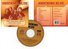 """SHOCKING BLUE """"The Golden Hits"""" (CD) 1995"""