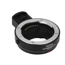 Fotga AF Lens Adapter for 4/3 Lens to Olympus Panasonic M4/3 EP3 EP1 EPM2 DMC