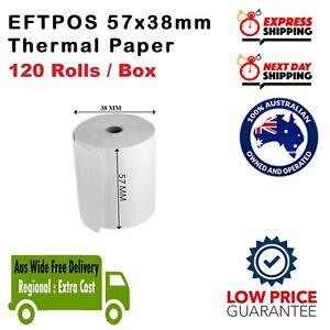 80x80 Thermal Receipt 57x38mm Eftpos Thermal Roll EFTPOS Cash register Roll