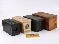 KODAK C DAYLIGHT, WITH WORN CARDBOARD BOX, WRAPPER, CASE + MANUAL/cks/207400