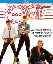 GRANDVIEW U.S.A. (1984 Jamie Lee Curtis) - BLU RAY - Region A - Sealed