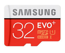 Samsung EVO 32 GB, clase 10 Plus Tarjeta microSDHC