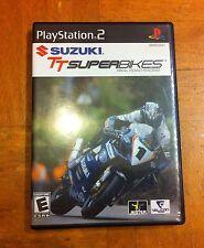 Suzuki TT Superbikes: Real Road Racing (Sony PlayStation 2, 2005)