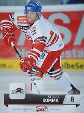 008 Sergio Somma Augsburger Panther DEL 2011-12