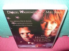 en honor a la verdad - ryan - washington -  dvd