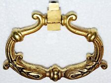 Dore' French Gold-Plated Bronze Drawer Pull