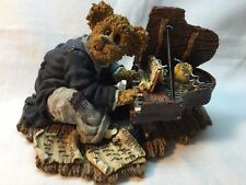 2000 Chopsticks Beethoven.Tickle the Ivories Boyds Bears #227754