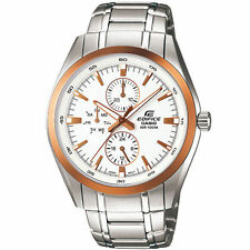 Casio Edifice WR 100m Sport Men's Watch EF-338DB-7A  EF338DB 7A