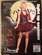 DREAMGIRL LIGHT UP COSTUME FOR HALLOWEEN