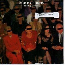 (AR450) League of No Gentlemen, The Big Copout - DJ CD