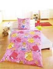 Kinderzimmer  Kinder Bettwäsche   Disney Princess,   135 x 200 cm   Neu !