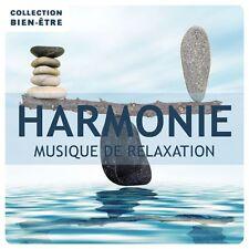 CD Harmonie / Collection Bien-être : Musique de relaxation - Manu Maugain