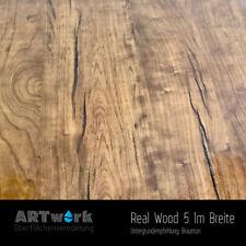 Wassertransferdruck Folie WTD Starterset 1m Real Wood 5 + Aktivator