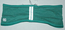 apana Women's Reflective Head Warmer Hair Band Sz OS Turquoise Speckled **