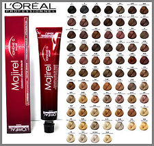 Loreal L'Oreal Professional Majirel MajiRouge Blonde Hair Dye Colour 50ml Tube