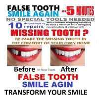Best Value TEMP TOOTH Temporary Repair DIY DENTAL False Teeth FIX MISSING TOOTH