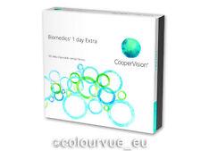 Biomedics 1 day Extra 1x90 Tageslinsen - Neu&OVP - Alle Stärke!