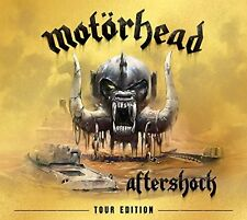 Motörhead-AFTERSHOCK-tour Edition 2 CD NEUF