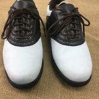 Acuity Pro Series Men's Golf Shoes Size 10M Faux Leather Classic Lace Up
