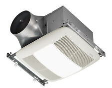 NuTone XN80L  ULTRA GREEN™ Series White 80 CFM Single-Speed Ventilation Fan with