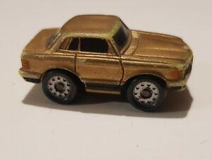 Micro Machines Mercedes Gold