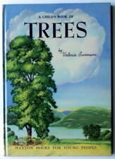A CHILDS BOOK OF TREES VALERIE SWENSON 1953 MAXTON nFINE
