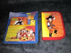 Original Dragon Ball Z  - School Pack *Sealed* + School Pack/Filofax New