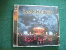 Iron Maiden - Rock In Rio - 2cds - with 2 Enhanced Videos