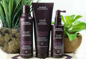 Aveda Invati Advanced™ 3 Step System Shampoo, Conditiner & Scalp Revitalizer!