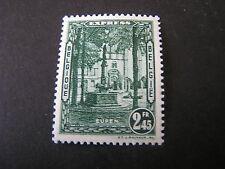Belgium, Scott # E5, 2.45fr.Value Dark Green 1931 Special Delivery Issue Mh