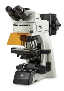 DX.3153-APLi/HAL Euromex Delphi-X Trinokulares Fluorescence Mikroskop