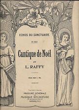 RAFY SARRAMIA DE PERE CANTIQUE DE NOEL ECHOS DU SANCTUAIRE   ARRAS