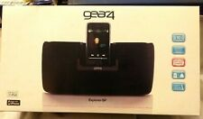 NEW Gear4 Explorer-SP Home Portable Docking Speaker for iPod & iPhone
