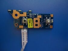 Sony Vaio VPCEE PCG-61611L Power Button Board W/ Cable DANE7TB16E0