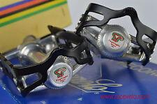 Pogliaghi pedals dust caps fit shimano campagnolo super record gipiemme