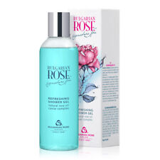RERFRESHING SHOWER GEL BULGARIAN ROSE SIGNATURE SPA WITH ROSE OIL AND CAVIAR