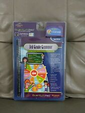 Quantum Pad Learning System 3rd Grade Grammar, Cartridge and Smart Guide