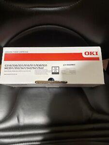 OKI Genuine 44469803 Black Toner Cartridge C310 C330 C510 C530