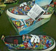 Cerda Marvel Pattern Toddler Size 5 Canvas Running Shoes -Spanish Exclusive