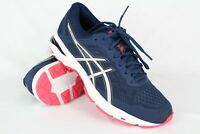 Asics Women's GT-1000 Running Sneakers Size 12 Wide Insignia Blue/Silver