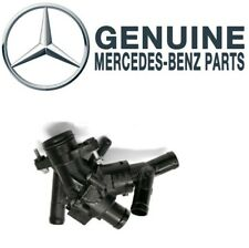 NEW Engine Thermostat & Housing & Seal Genuine For M-Benz C117 X117 X156 GLA250