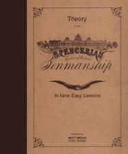 Spencerian Penmanship Theory Book by Mott Media (English) Paperback Book