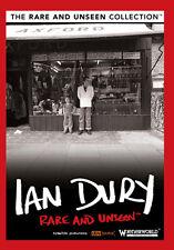 DVD:RARE AND UNSEEN IAN DURY - RARE AND UNSEEN IAN DURY - NEW Region 2 UK