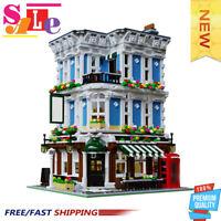 MOC-28774 The Queen Bricktoria Building Blocks Good Quality Bricks Toys