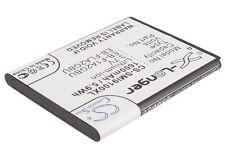 BATTERIA agli ioni di litio per Samsung EB-F1A2GBU Style M340S eb-fla2gbu GT-I9100G gt-i9101