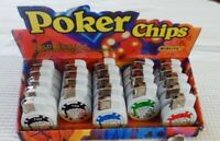 Winlite Lucky Charm Poker Chip Electronic Lighter Lot of 3 New Valentines Gift