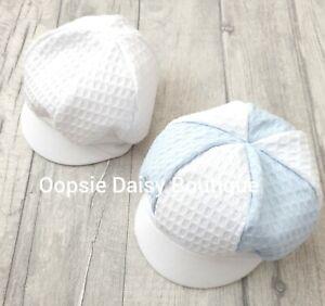 Baby Boys Cap Waffle Sun Hat